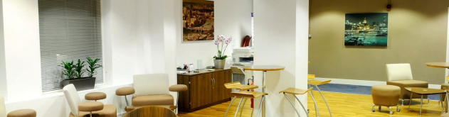 Serviced office in Victoria