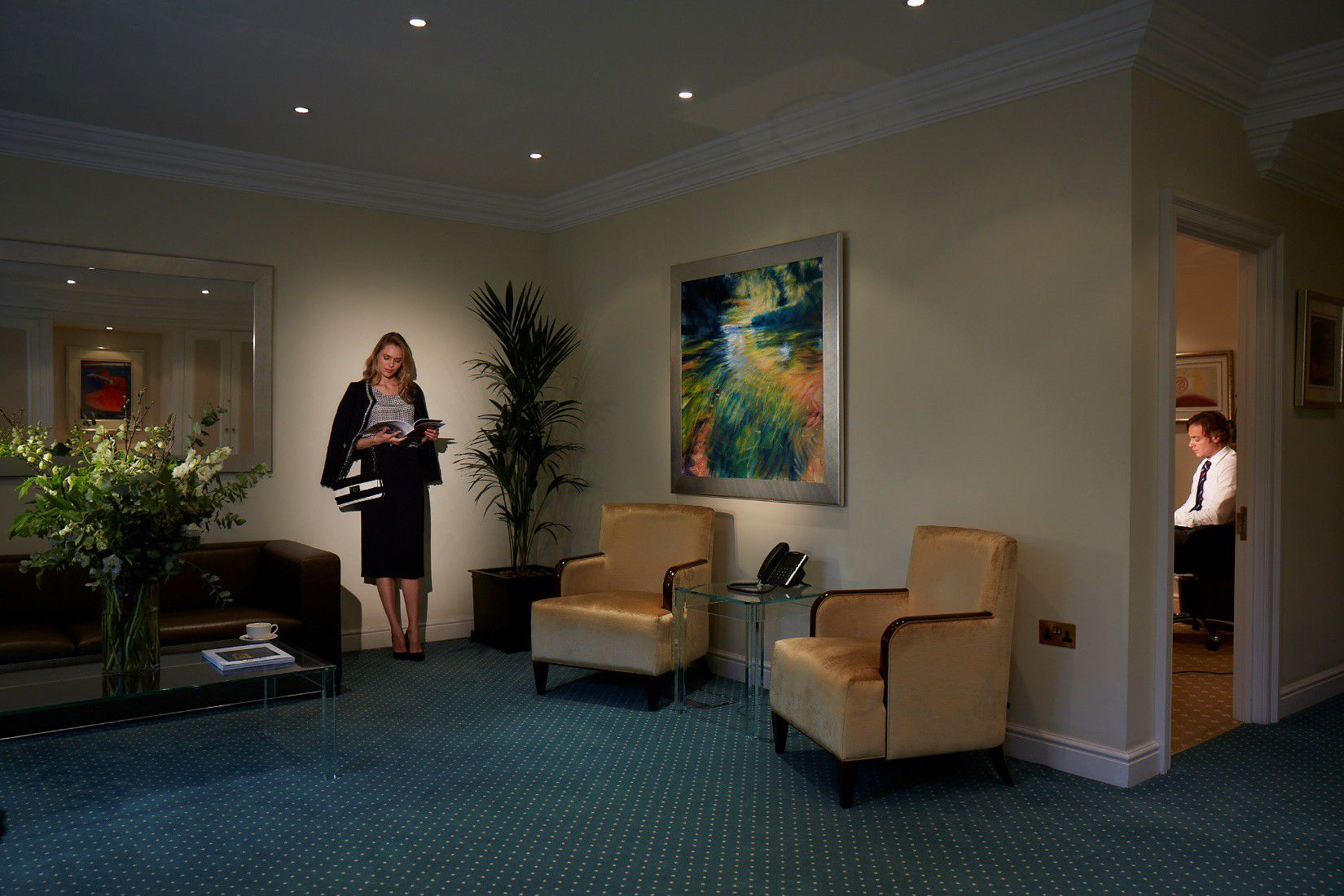 New To Market Luxury Office Suite Available On Old Queen